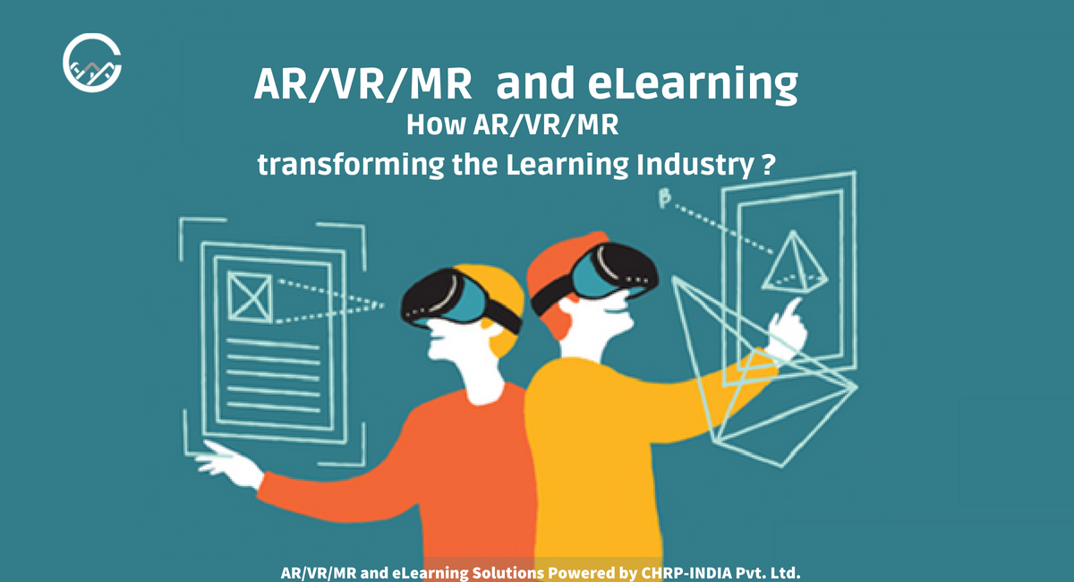 AR,VR and MR on eLearning