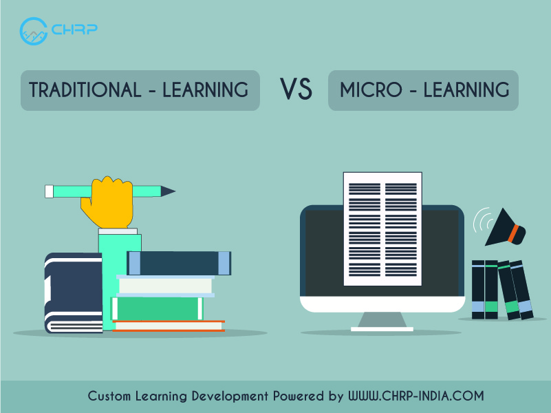 microlearning and traditional learning