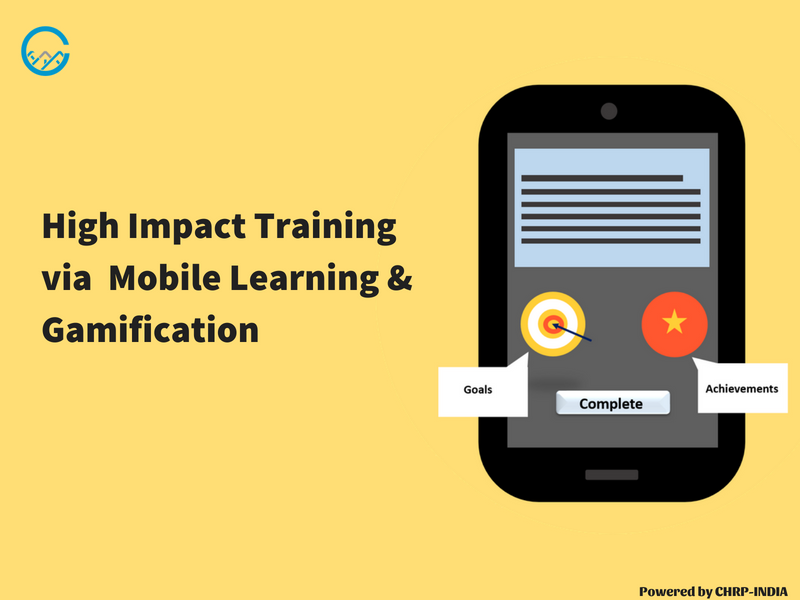 Mobile Learning and Gamification