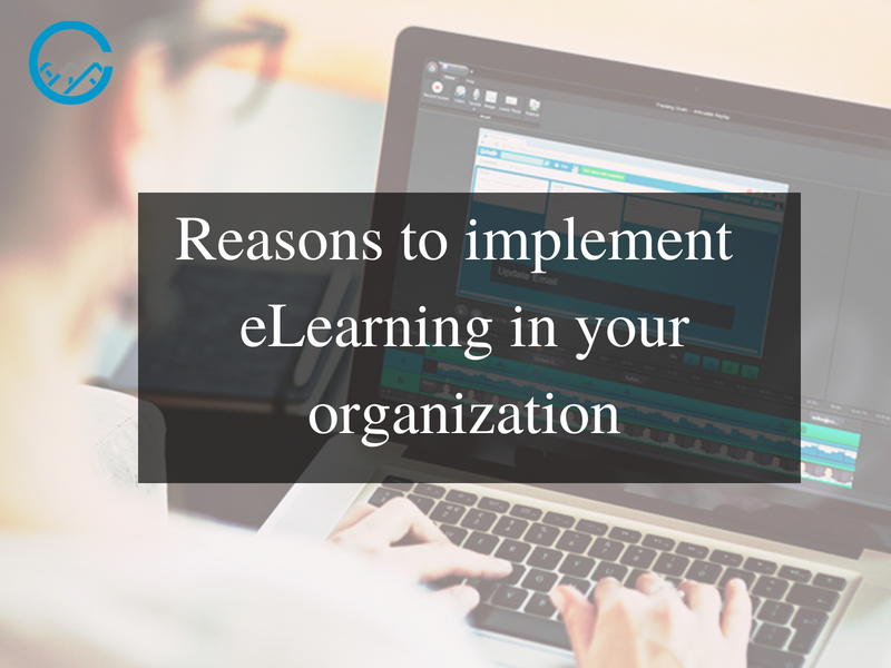Reasons to implement elearning