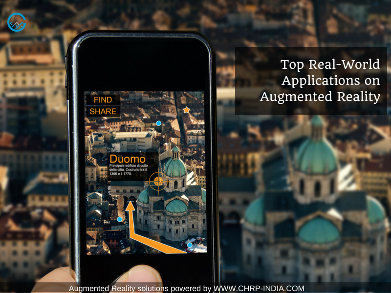 Top Real world Application on Augmented Reality (2)