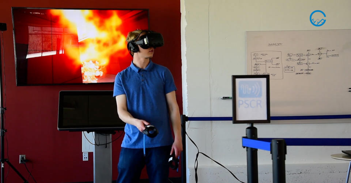 learning through VR