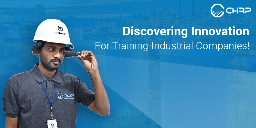 Discovering Innovation for training – Industrial Companies!
