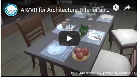 vr for architecture, interior