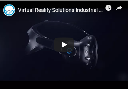virtual reality solutions industrial