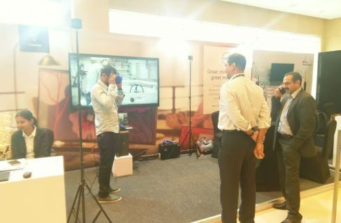 CHRP-INDIA participating Smart Manufacturing 4th summit