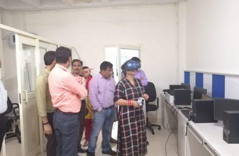 virtual Reality trainnig
