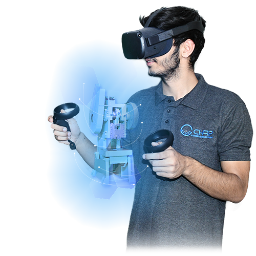Virtual Reality Training for operations